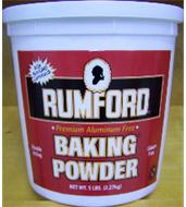 Rumford Baking Powder 5lb [300582] : Millers Grain House
