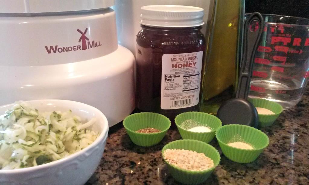 Zuc Roll ingredients